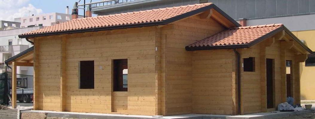 case in legno coperture in legno lamellare